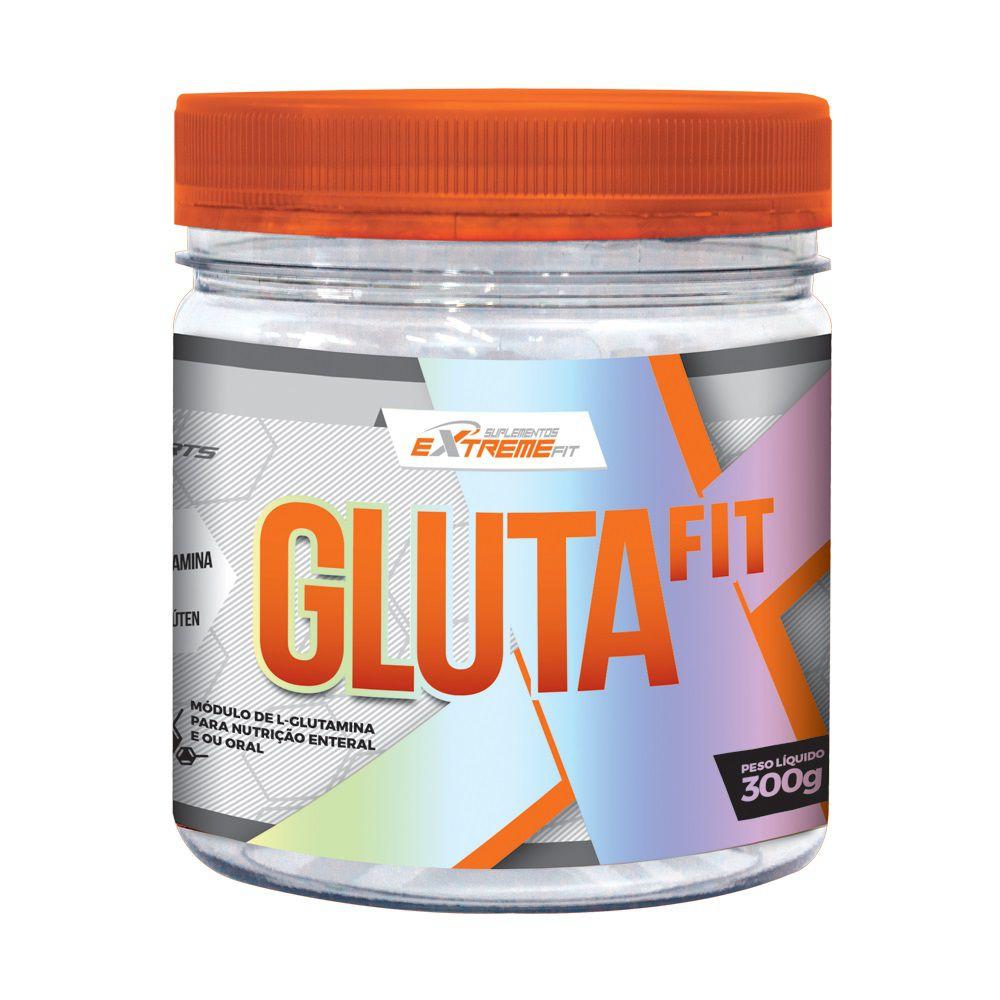 Kit 4x Glutafit 300g - ExtremeFit