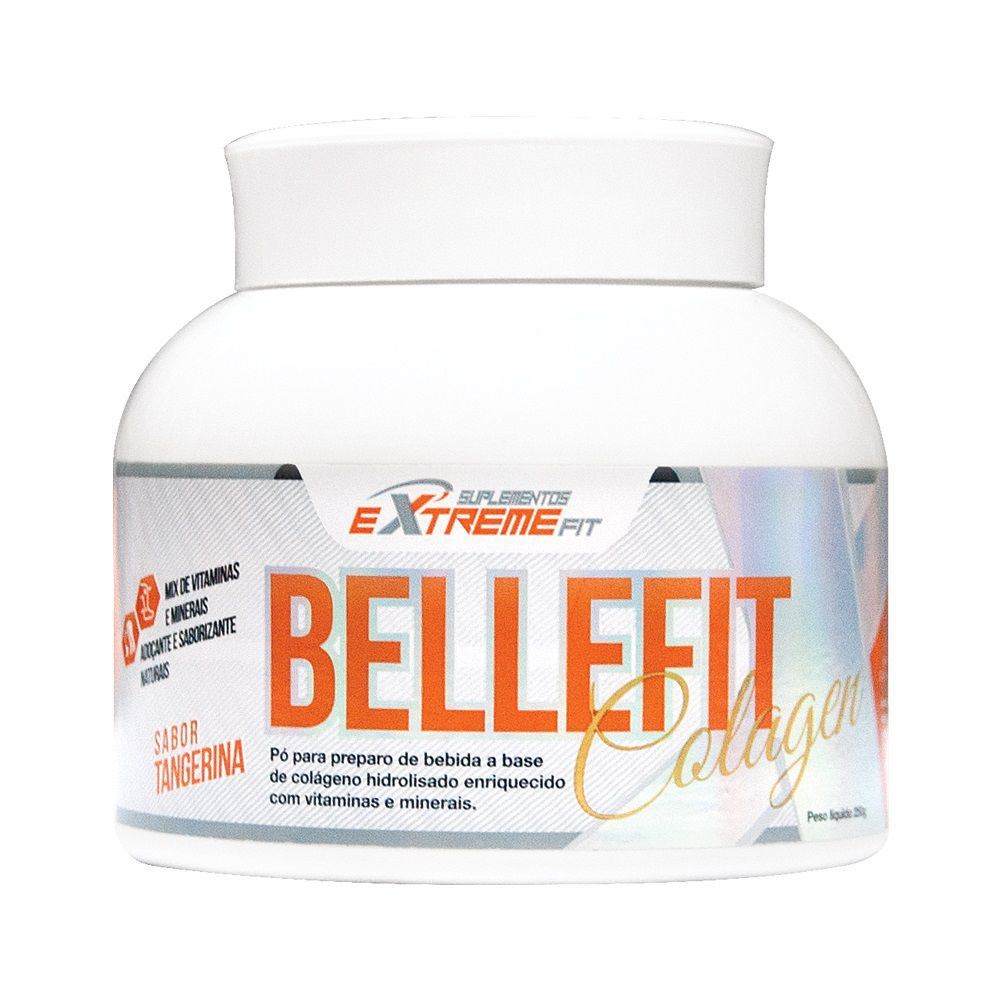 Kit Beleza e Resultado Xladies 900g + BelleFit 250g - ExtremeFit