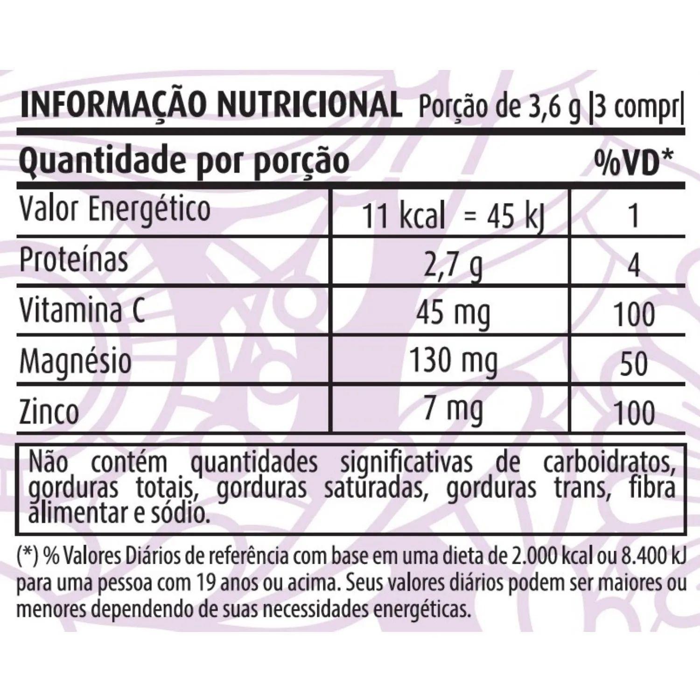 Kit com 2 Colágeno ZMC 1200 mg 90 Cápsulas Apisnutri Femme