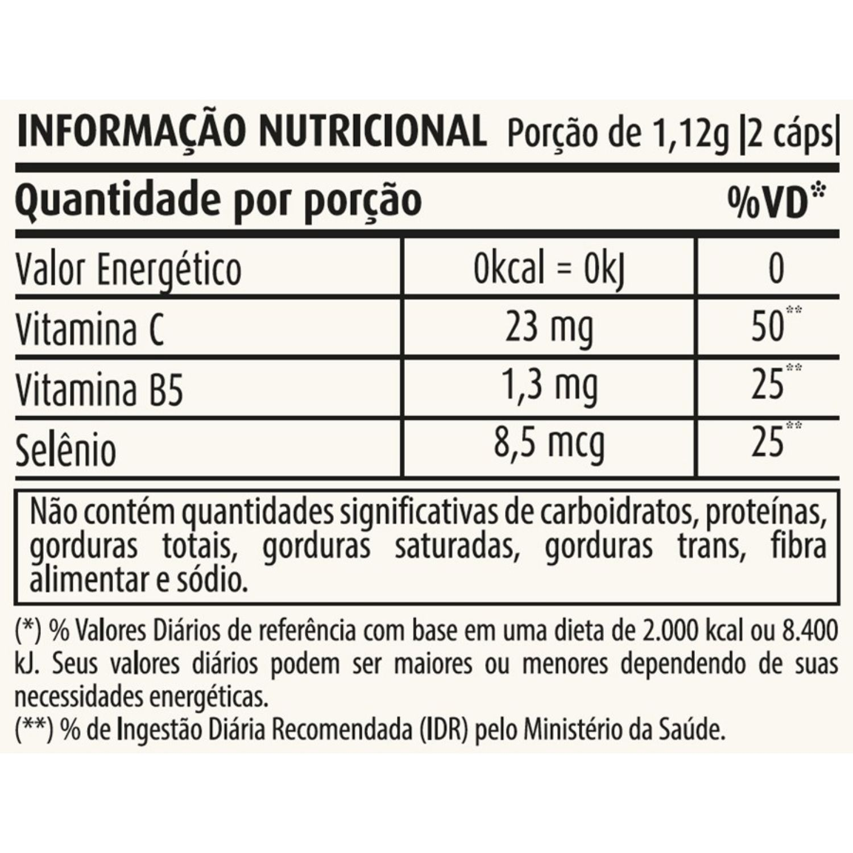 Kit com 2 Graviola 560mg 60 Cápsulas Apisnutri