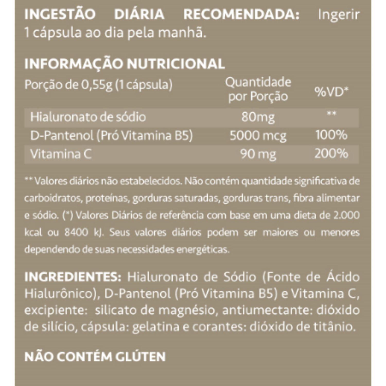 Kit com 3 DermUp Supreme 30 Cápsulas Maxinutri