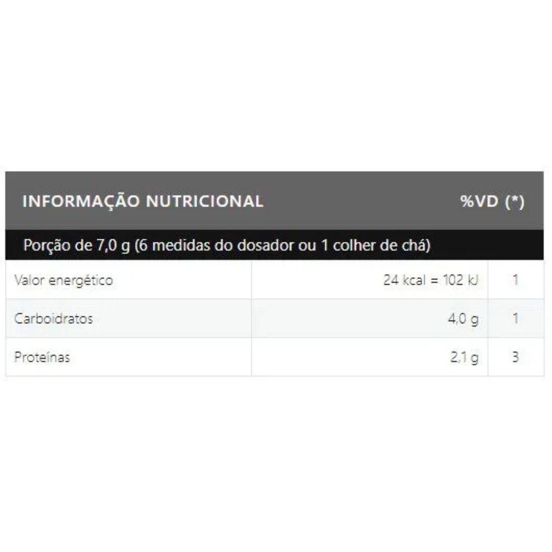 Kit com 3 Dry Tea Refil 70g Body Nutry Sabor Frutas Vermelhas