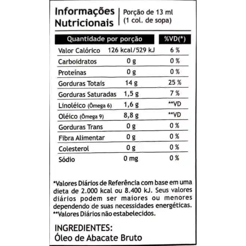 Kit com 7 Óleos Vegetais de Abacate, Cártamo, Gergelim, Linhaça Dourada e Marrom, Semente de Uva e Amêndoa Doce Pazze 250g cada