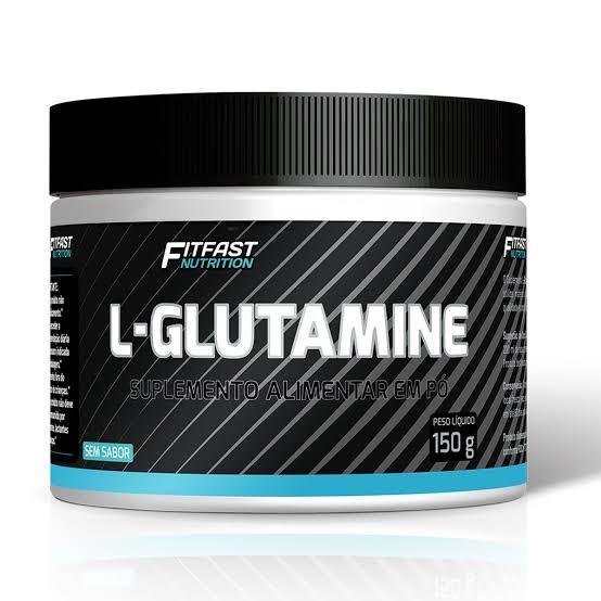 L-Glutamina 150g Fit Fast Nutrition