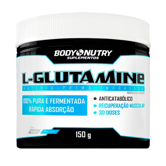 L-Glutamine 150g Body Nutry