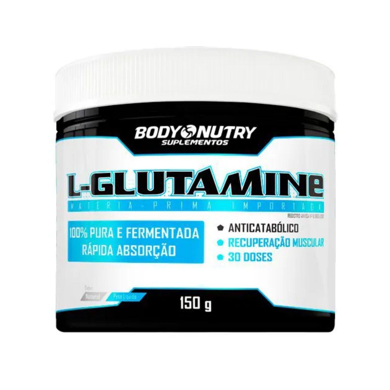 L-Glutamine 150g Body Nutry