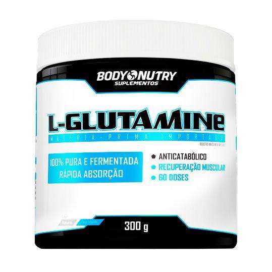 L-Glutamine 300g Body Nutry