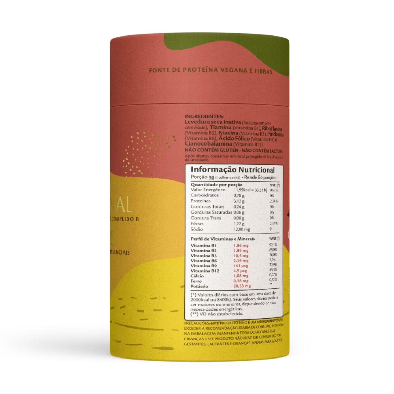 Levedura em Flocos Nutritional Yeast 180g Souly