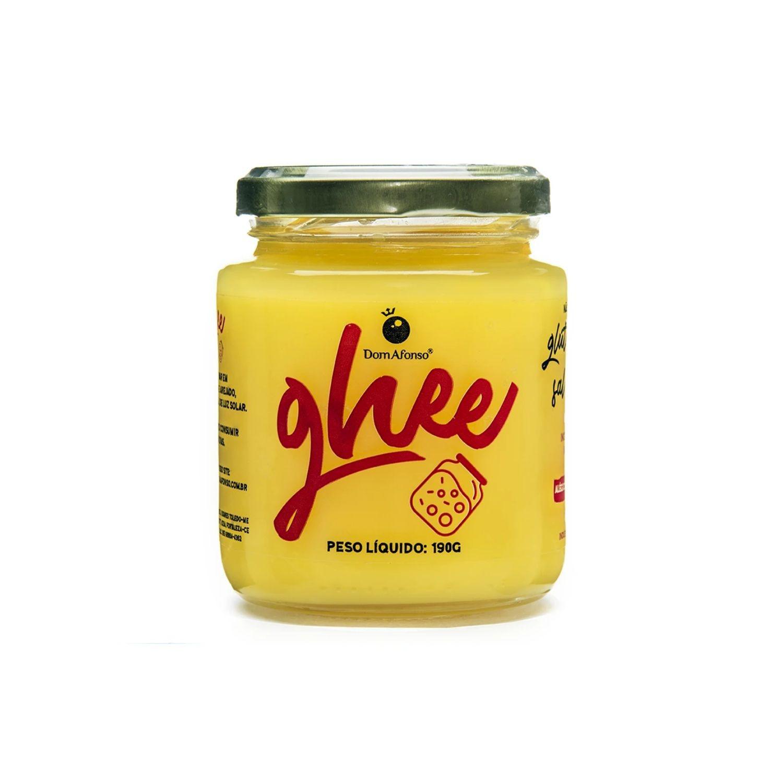 Manteiga Ghee Tradicional Pequena 200g Dom Afonso