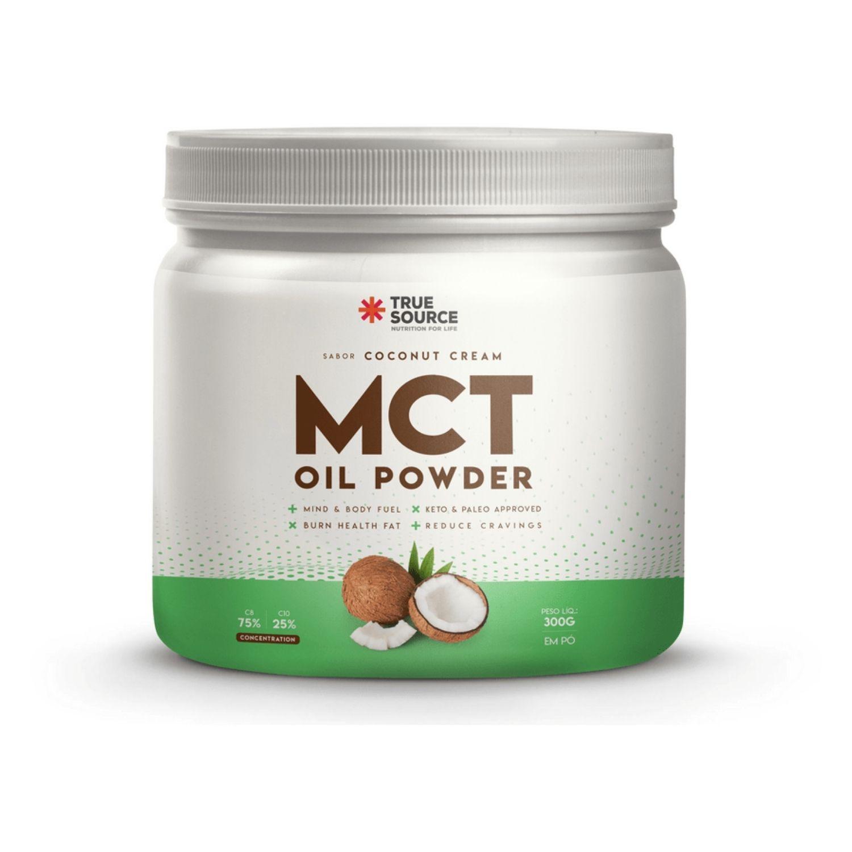 MCT Oil Powder 300g True Source