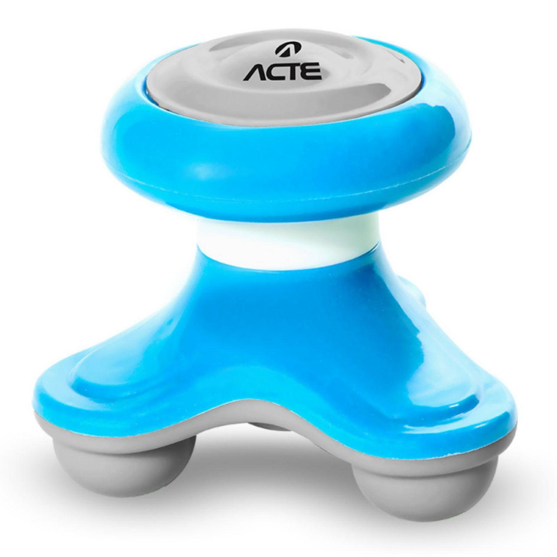 Mini Massageador Corporal Acte T150 Azul