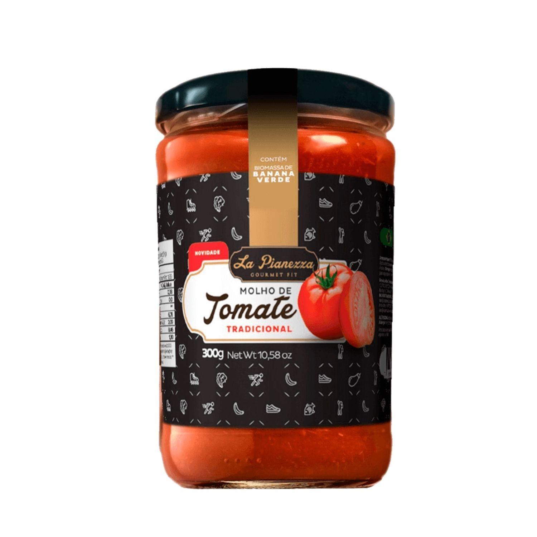 Molho de Tomate Tradicional 300g La Pianezza