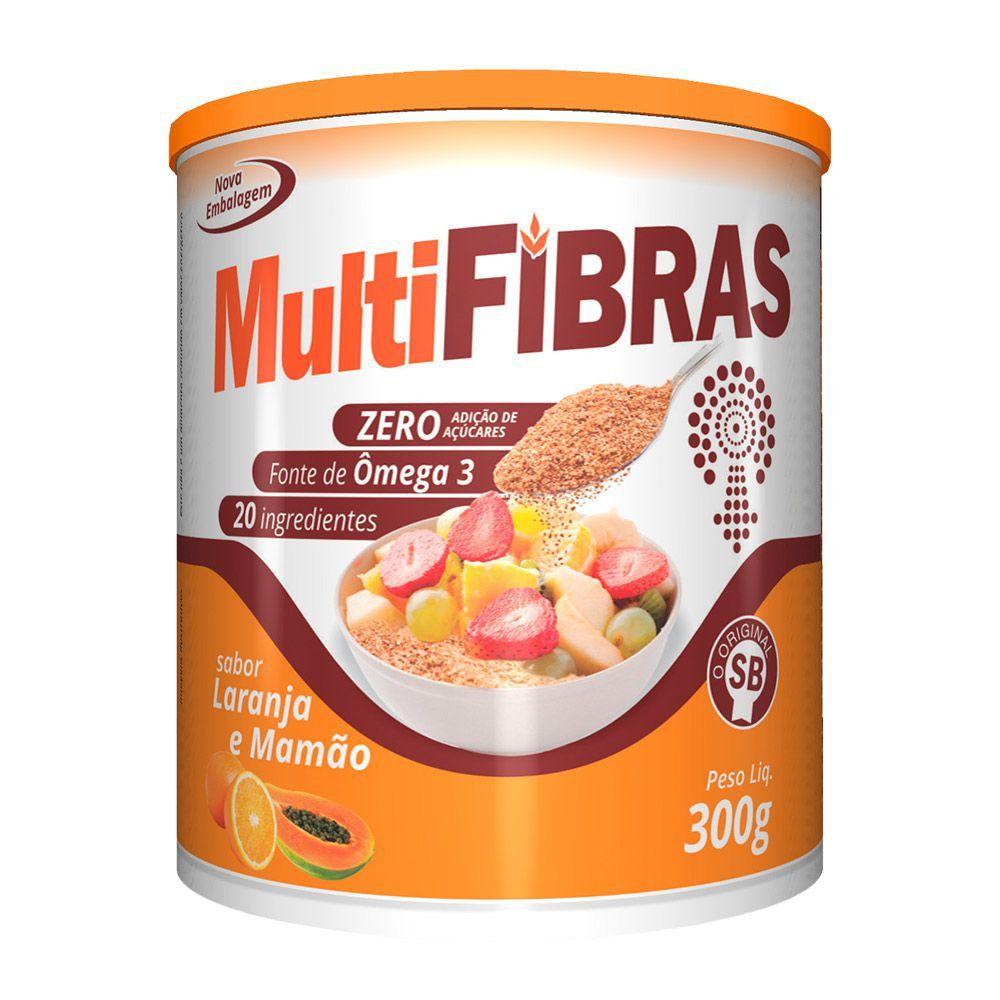 Multifibras 300g Apisnutri