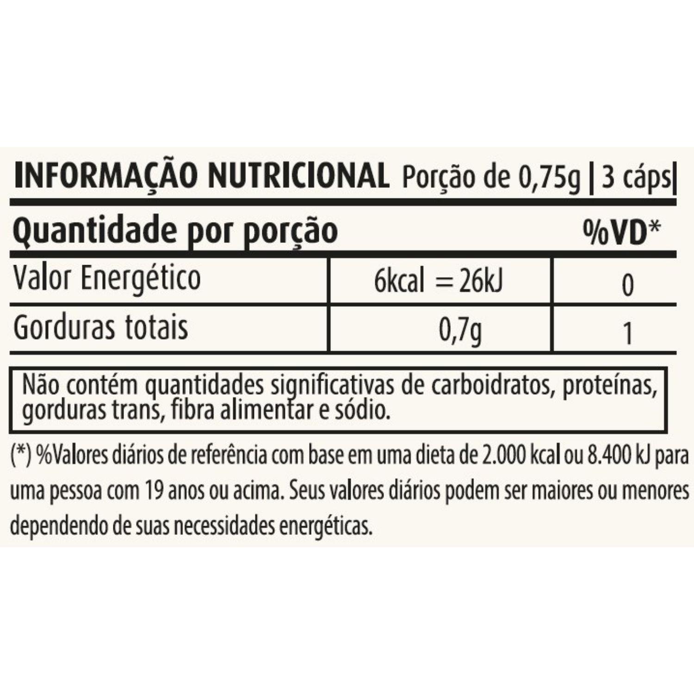 Óleo de Alho 250mg 60 Cápsulas Apisnutri