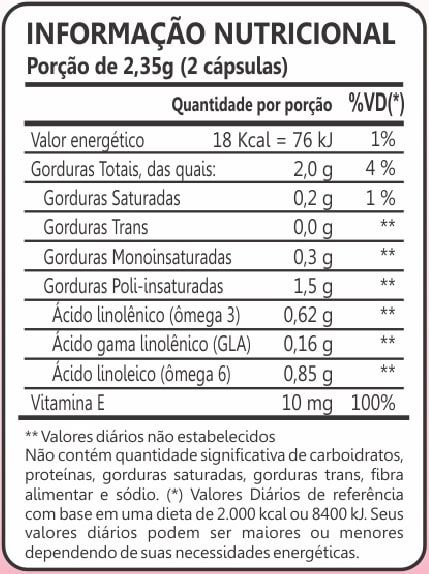 Ômega 3-6-9 Mulher 60 Cápsulas Maxinutri