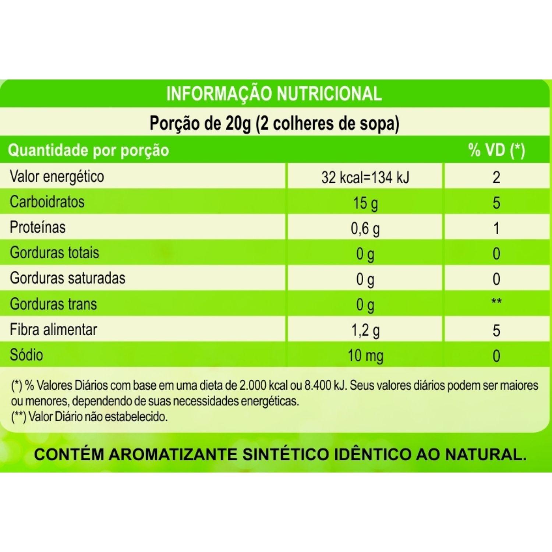 Ora Pro-Nóbis Solúvel 220g Unilife Sabor Limão