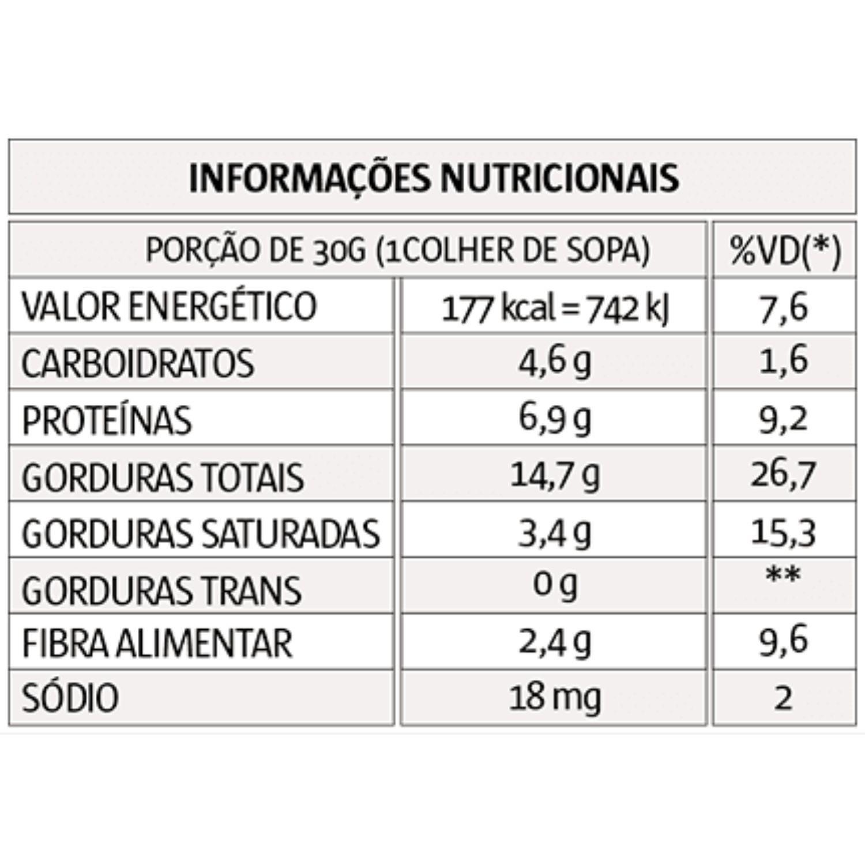Pasta de Amendoim Integral Vitapower Shot Protein 1,005 Kg