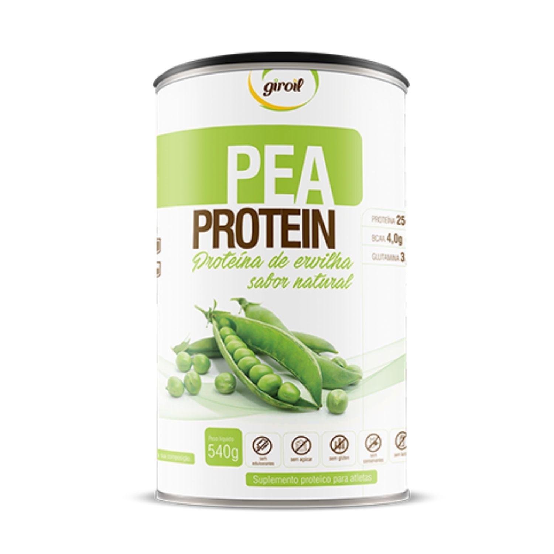 Pea Protein Proteína de Ervilha 540g Giroil