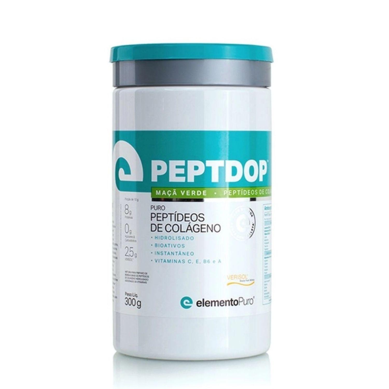Peptdop Colágeno Hidrolisado Verisol 300g Elemento Puro
