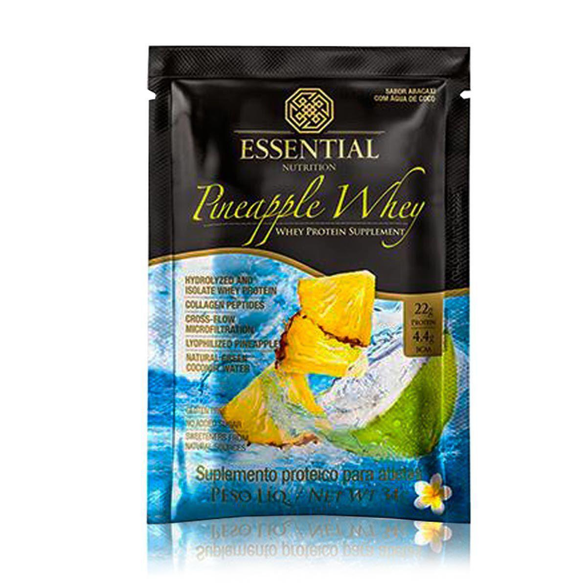 Pineapple Whey Sachê Essential Nutrition