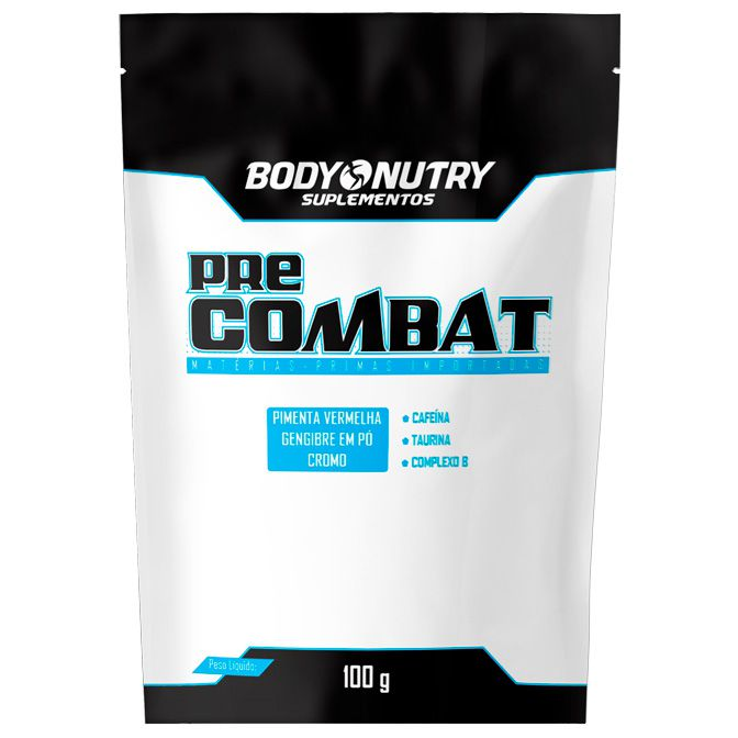 Pre Combat Refil 100g Body Nutry