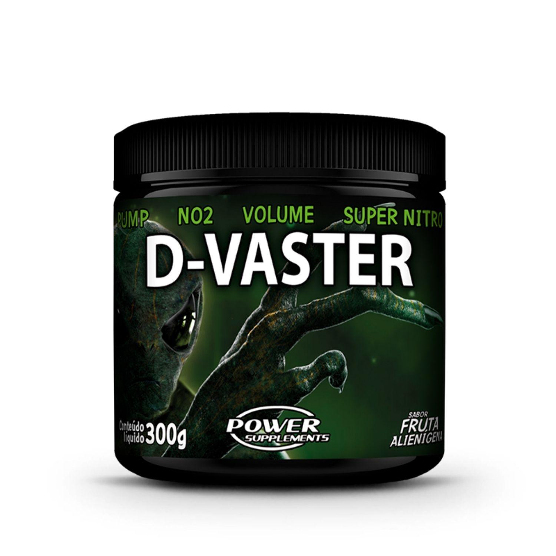 Pré-Treino D-VASTER 300g Power Supplements