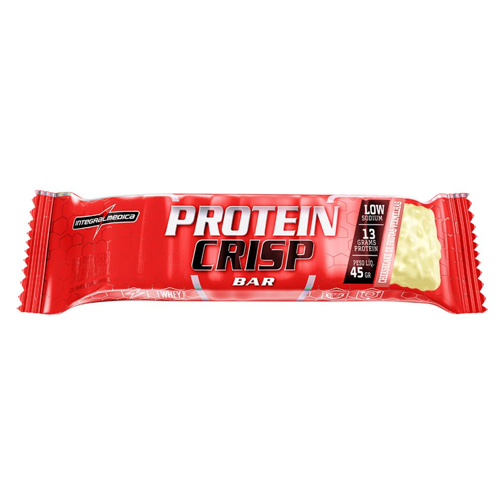 Protein Crisp 45g Integralmedica