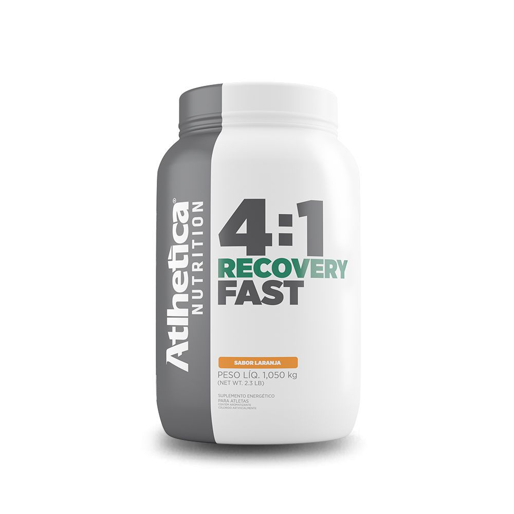 Recovery Fast 4:1 (1,05kg) Atlhetica Nutrition