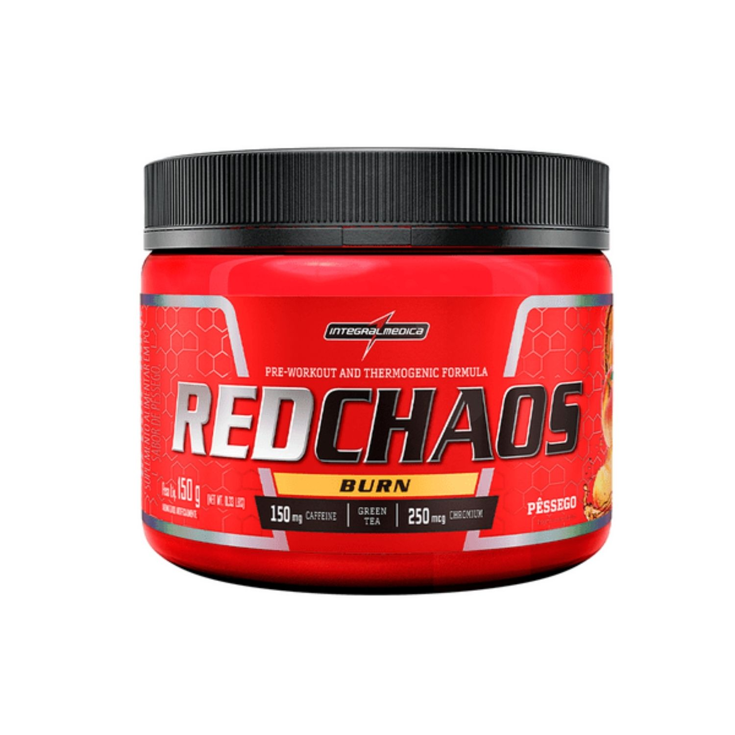 Red Chaos Burn 150g Integralmedica