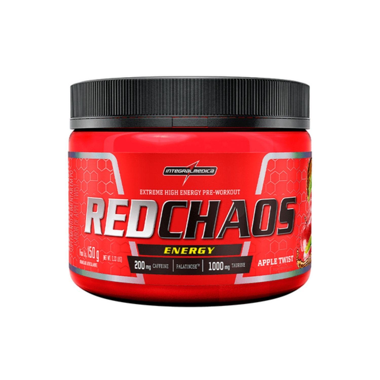Red Chaos Energy 150g Integralmedica