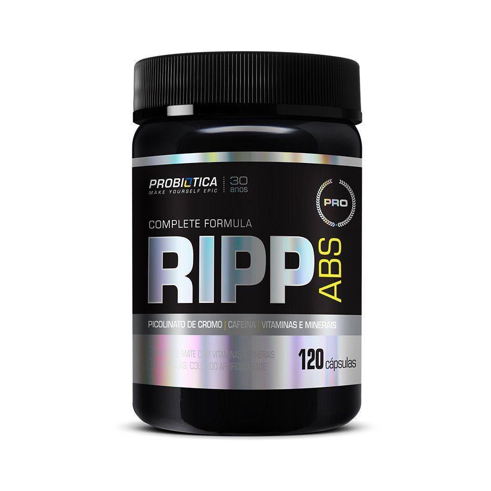 RIPP ABS 120 Cápsulas Probiótica