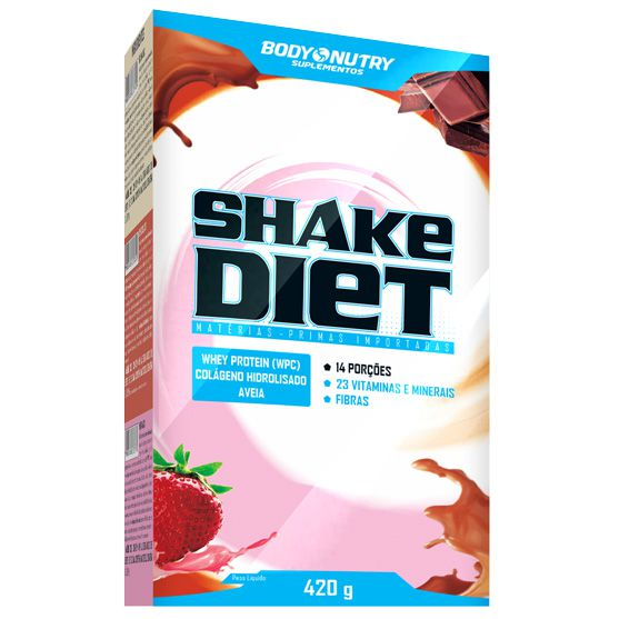 Shake Diet 420g Body Nutry