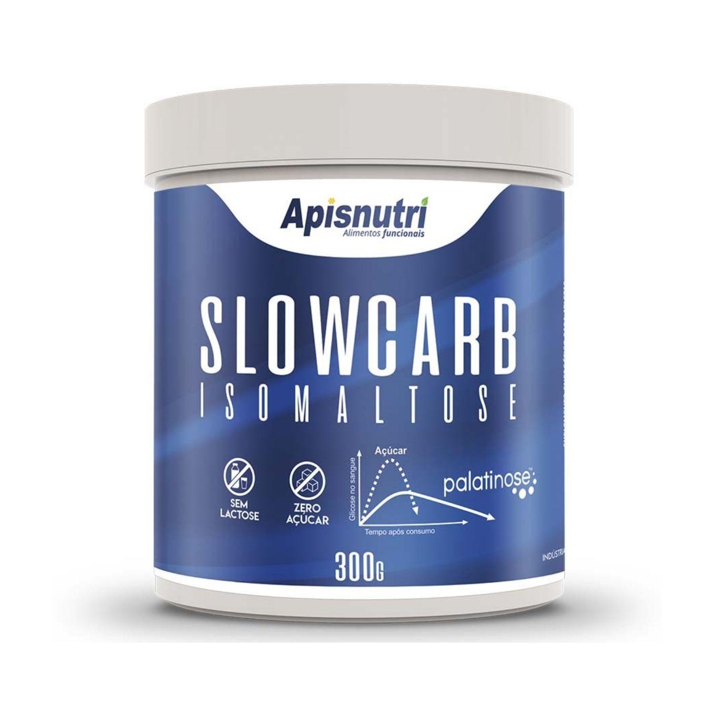 Slowcarb Isomaltose Palatinose 300g Apisnutri