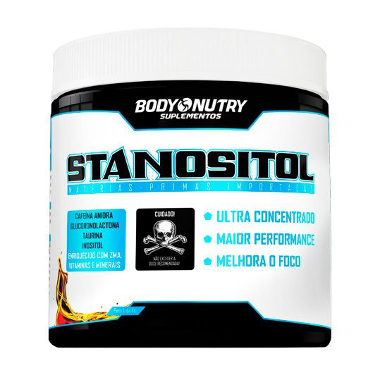 Stanositol 160g Body Nutry
