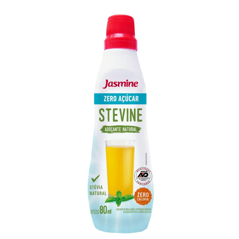 Stevine Líquido 80ml  Jasmine