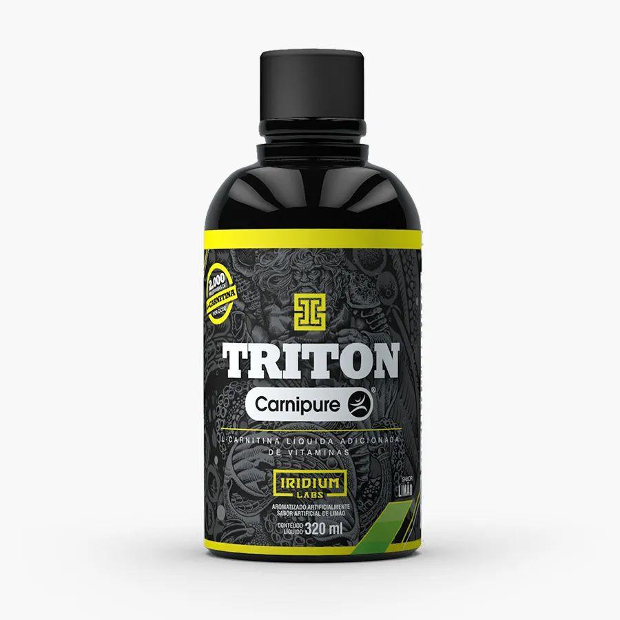 Triton L-Carnitina Carnipure 320ml Iridium Labs