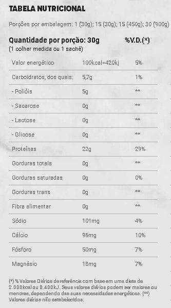 Vanilla Whey Sachê Essential Nutrition