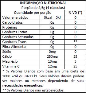 Veinox Extra Pump 120 Cápsulas Power Supplements