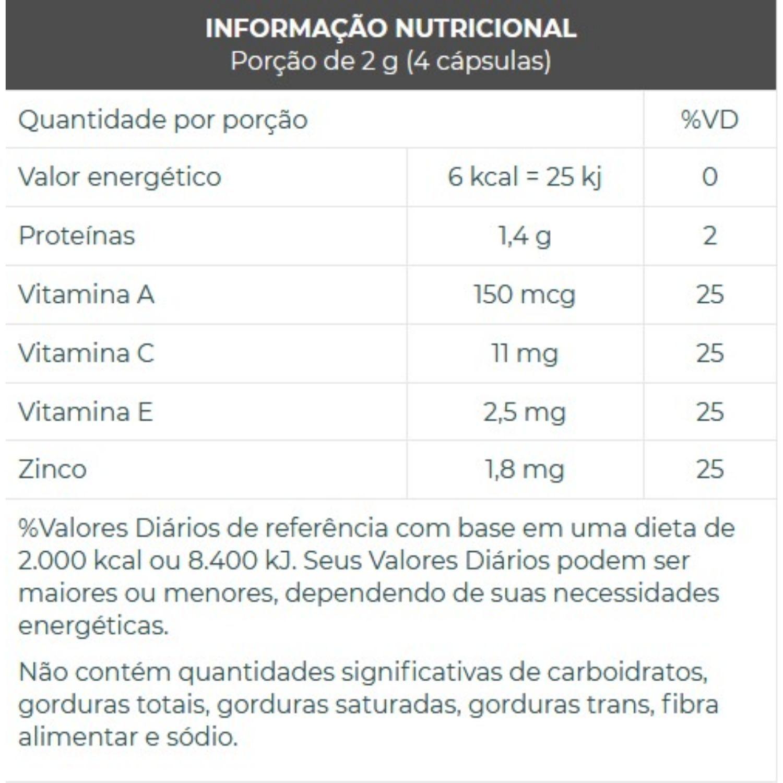 Femme Care Verifish Colágeno Marinho 500 mg 60 Cápsulas Unilife