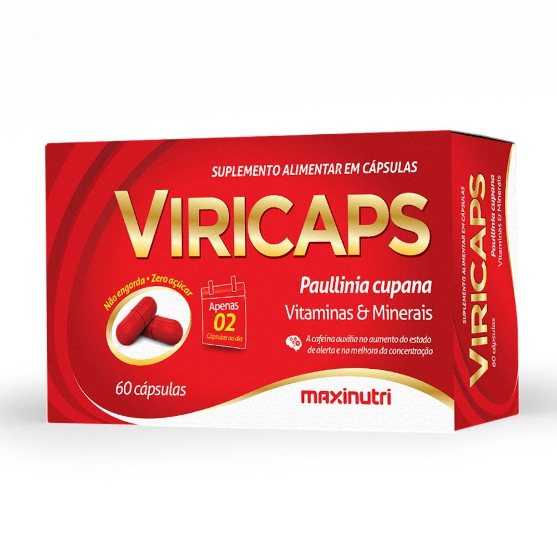 Viricaps 60 Cápsulas Maxinutri