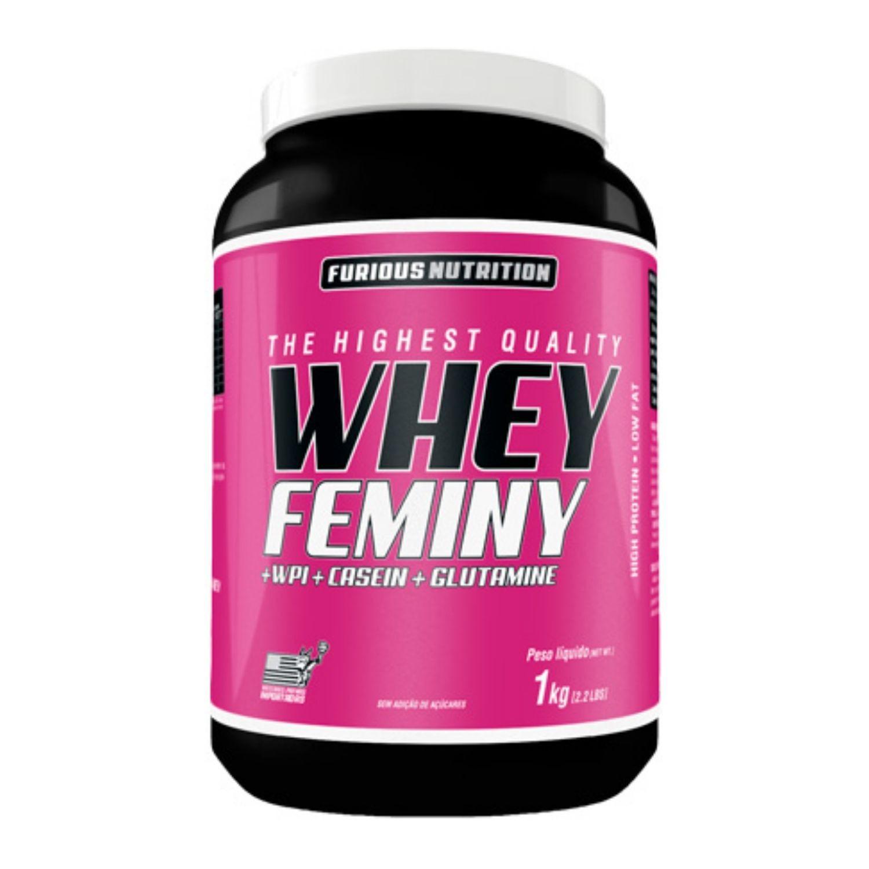 Whey Feminy 1Kg Furious Nutrition