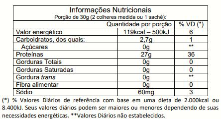 Whey Protein Isolado Isofort 900g Vitafor