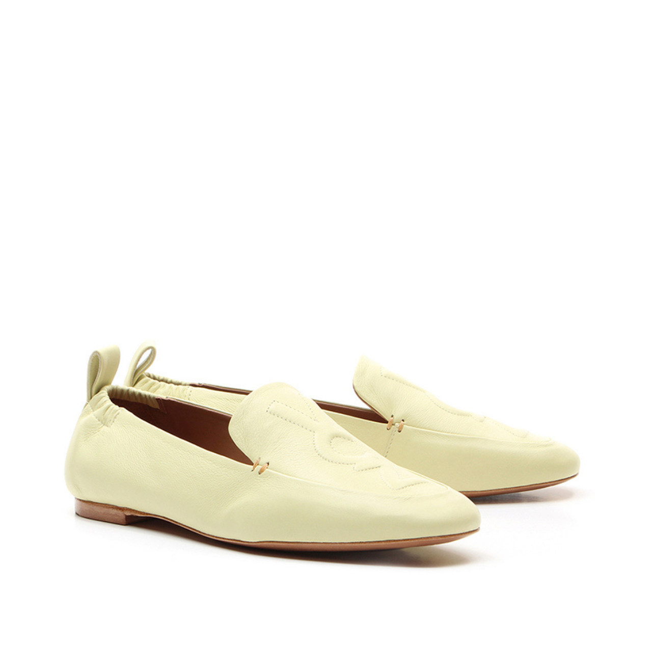 LOAFER COURO SHEEP MINT VICENZA