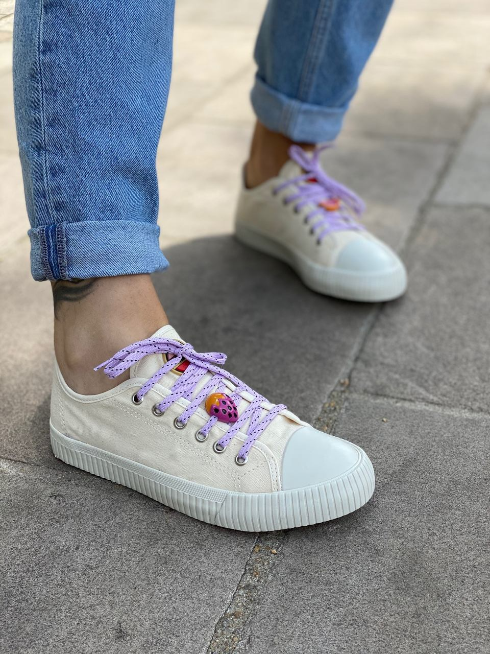 TENIS MY ID POP NUDE/LILAS VICENZA