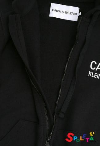 Blusa de Moletom Calvin Klein Kids Infantil