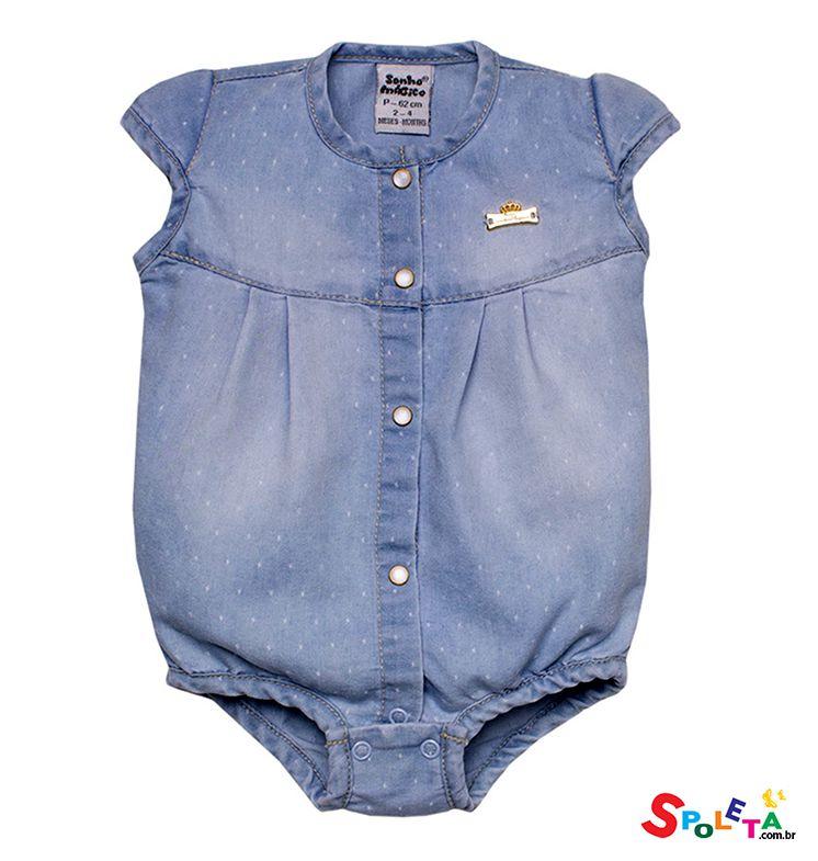 Body Jeans Menina Elegance