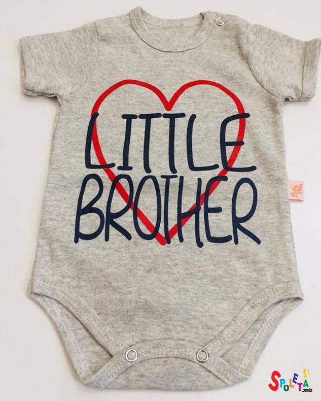 Body Little Brother com manga