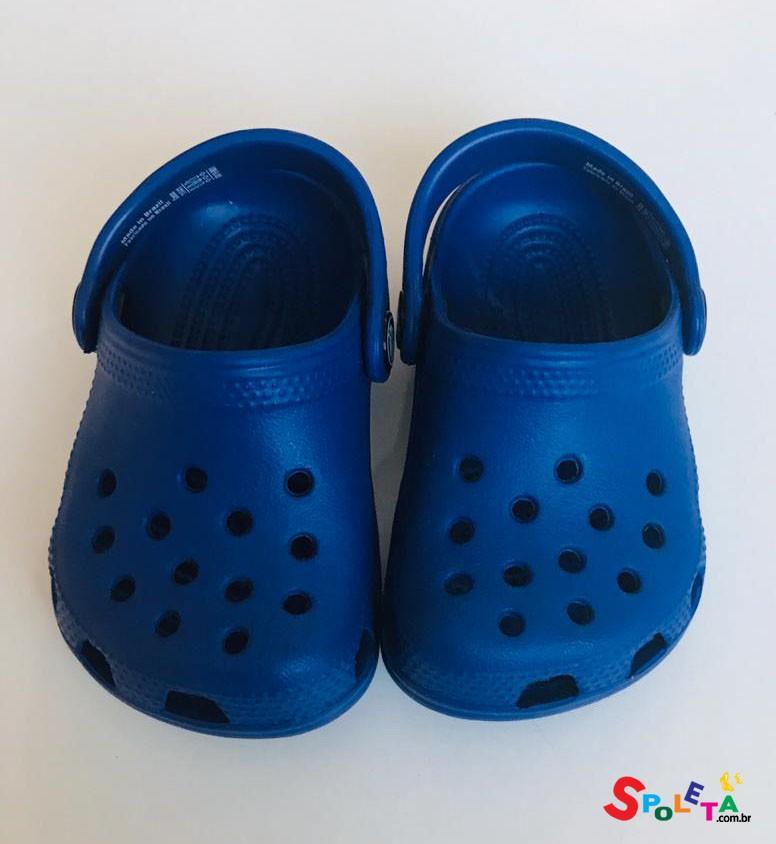 Calçado Crocs Bebê