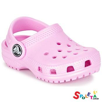 Calçado Infantil Feminino Crocs Baby