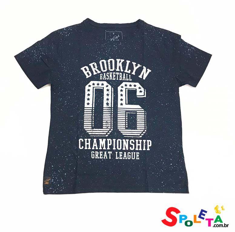Camiseta Estampada BROOKLYN - OMG